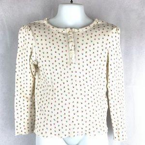 Osh Kosh girls long sleeve top. Size 5